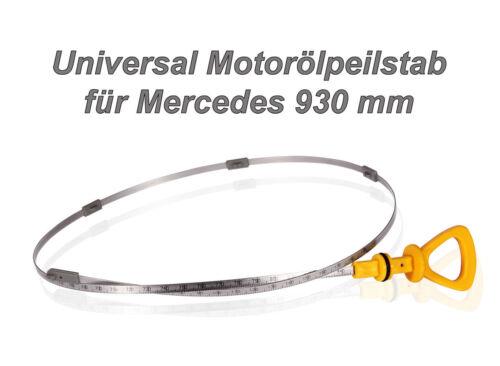 Universal Motorölpeilstab für Mercedes 930 mm Ölstab MB Motor Motoröl Peilstab