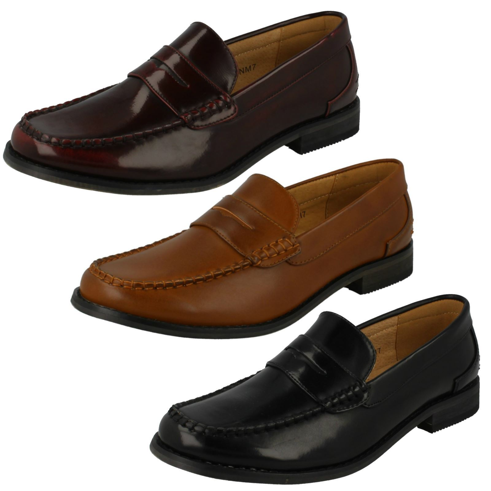 Mens 'Maverick' Formal Loafer Style shoes - A1R118