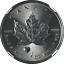 2015-Canada-Silver-5-Maple-Leaf-Heart-Privy-1-Ounce-NGC-MS69-Nice-Strike-STOCK thumbnail 1