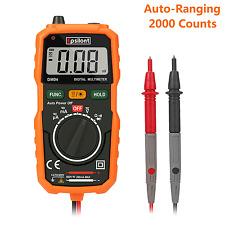 Epsilont Digital Multimeter, Auto-Ranging Digital Measuring instrument