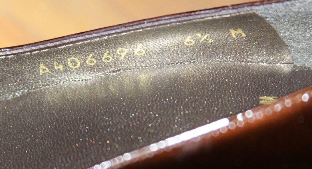 STUART WEITZMAN PEEP-TOE PUMP PUMP PEEP-TOE SZ 6.5 0935cb