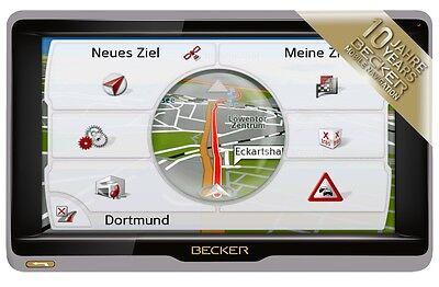 Becker ready.6 EU JE (Jubiläums-Edition) 6,2 Zoll Display 46 Länder HQ-TMC