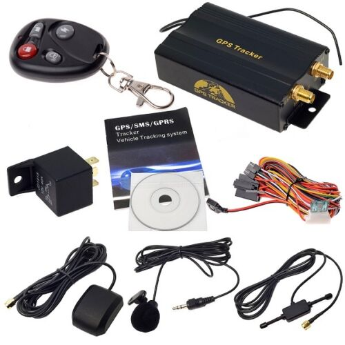 Locator Satellite Theft GPS Gsm Gprs GPS Tracker TK103-B Car Motorcycle