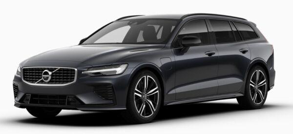 Volvo V60 2,0 T8 390 R-Design aut. AWD billede 0