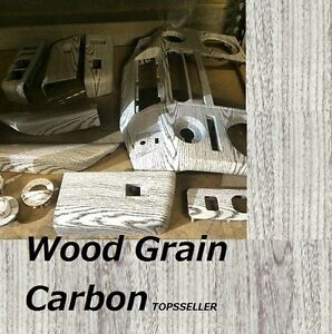 WOOD GRAIN Hydrographics Dipping Film Water Transfer Printing 1x1m PVA