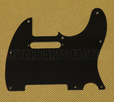 006-4109-000 RI 8-Hole Fender USA Bakelite Standard 1-Ply Telecaster Pickguard