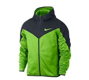 Green Black Jacket - JacketIn