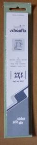 HAWID-SCHAUFIX-MOUNTS-27-5mm-BLACK-Pack-22-Strips-210mm-x-27-5mm-Ref-No-4027