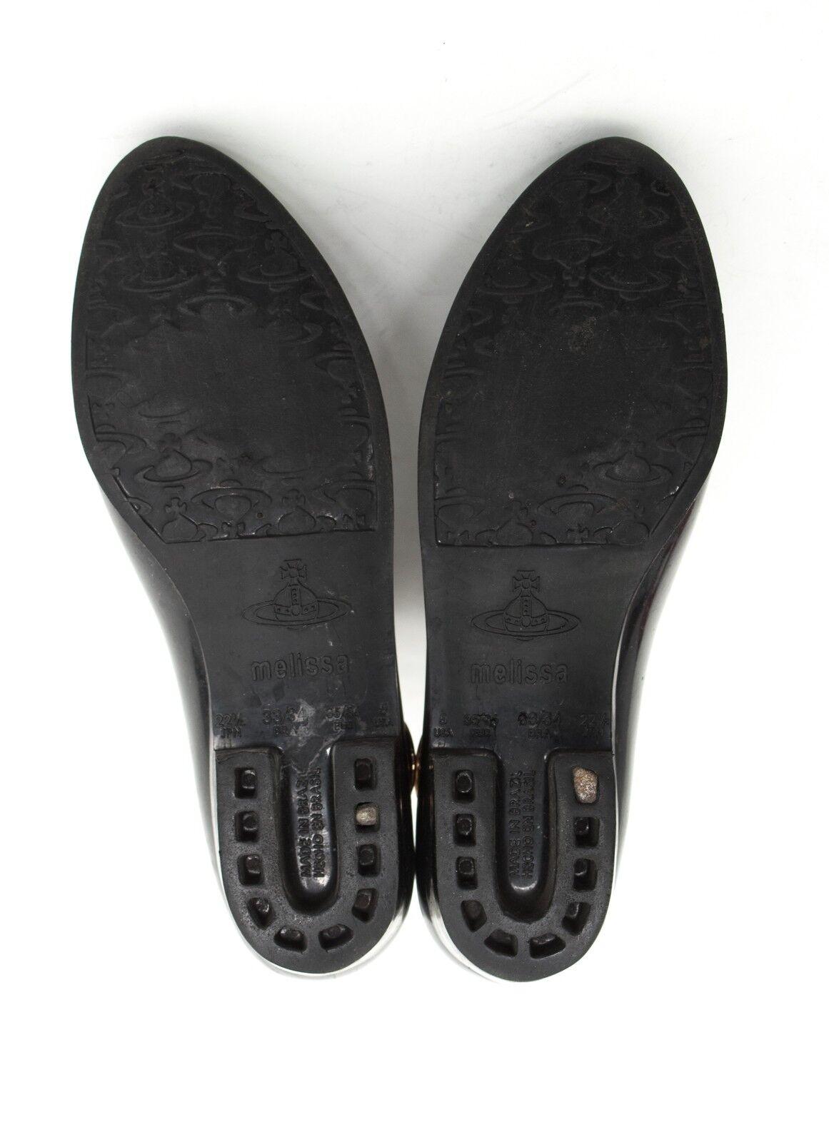 Vivienne Westwood Anglomania + Melissa botines 36 talla 35 36 botines caucho 75cf7c