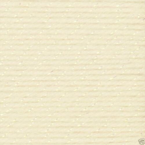 James C Brett Bebé Twinkle DK Lana//Hilo-BT6 Cream