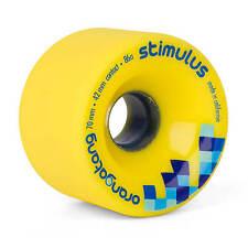 Orangatang Stimulus Slide Wheels - 70mm 86A Longboard Rollen