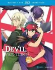 Devil Is a Part Timer Complete Series - 4 Disc Set (2016 Blu-ray New)