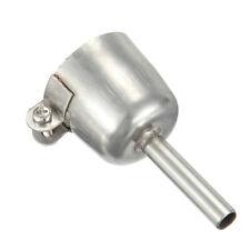 7mm Round Shape Weld Tip Speed Welding Nozzle For Hot Air Plastic Welder Gun