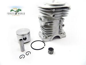 Zylinder-amp-Kolben-Set-40-mm-passend-zu-Husqvarna-141-142-Kettensaege-530-06-99-41