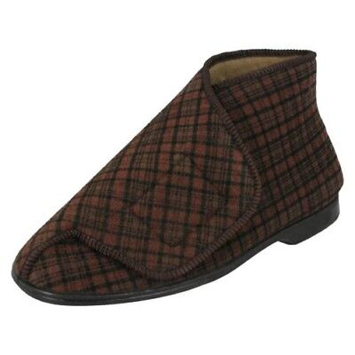 Obliging Herren Home Comfort Collection Pantoffeln 'mg52' Slippers Men's Shoes