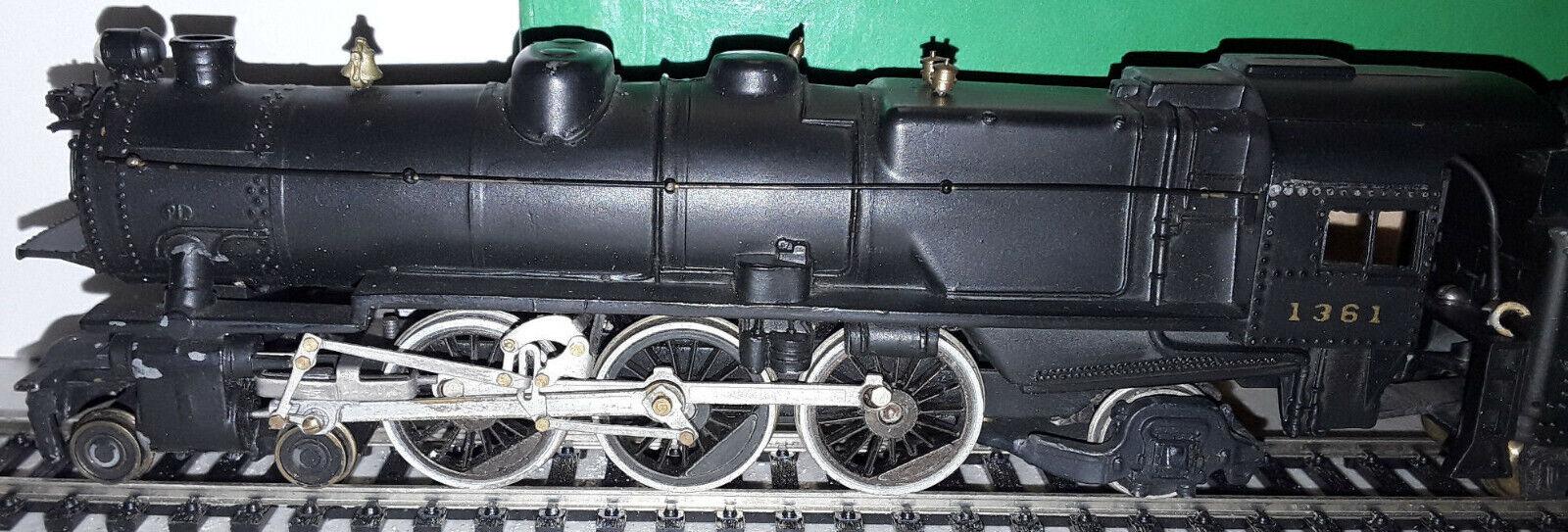 Vintage Bowser 500510 PRR K4 4-6-2 Pacific HO Steam Locomotive