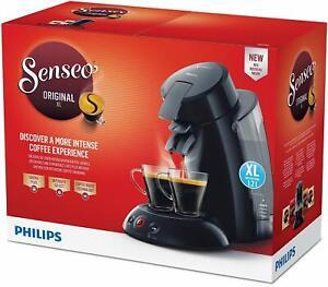 Details About Philips Senseo Original Xl Hd655522 Coffee Maker Pods Tech Coffee Boost