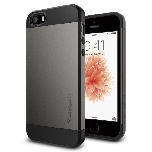 Spigen Case Slim Armor Series Case Pour iPhone se/5 S/5
