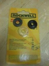 Sonicrafter Adapter, RW9190, Fein, Bosch, Dremel Blades. Fit Rockwell
