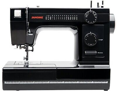 Janome HD1000BE Mechanical Sewing Machine with Bonus ...