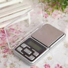 0.01-200g Digital Pocket Weighing Mini Scales Gold Kitchen Jewellery Herbs Scale