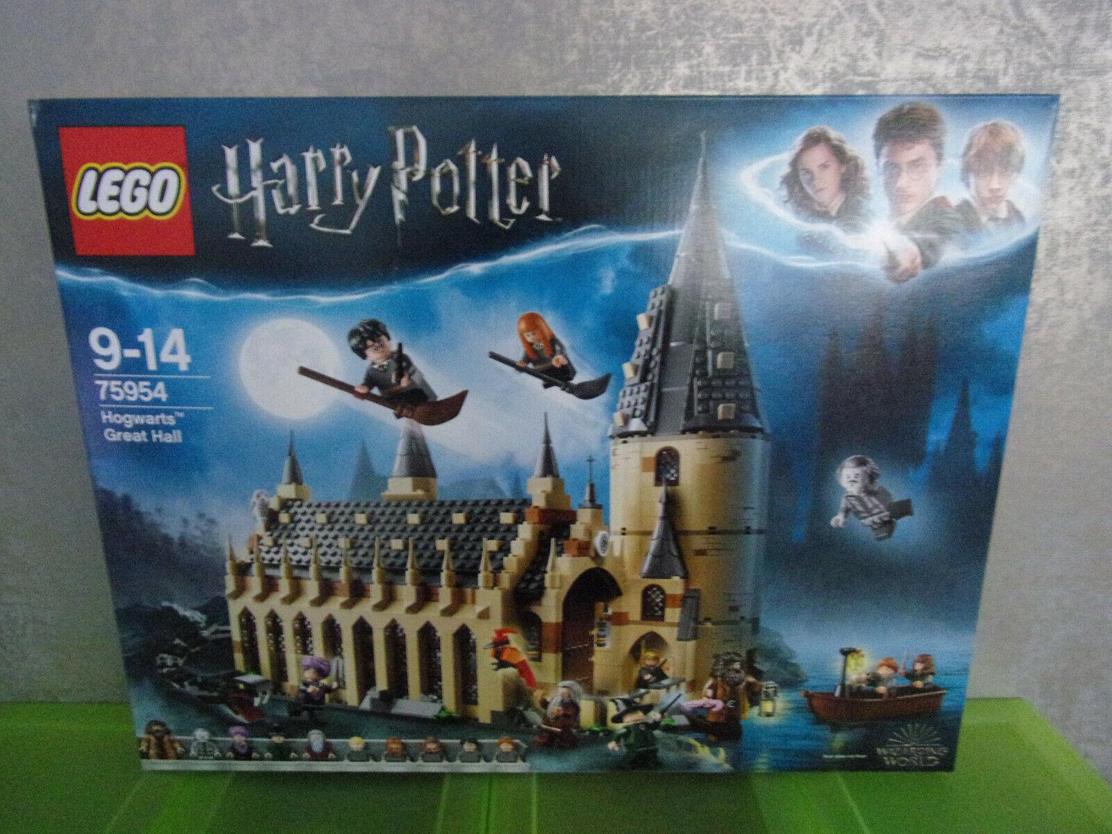 LEGO Harry Potter 75954 la  gree sala di Hogwarts-NUOVO & OVP  fino al 70% di sconto