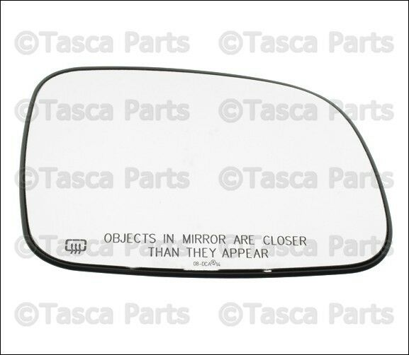 NEW OEM RIGHT RH SIDE MIRROR REPLACEMENT GLASS 1999-2005 JEEP GRAND CHEROKEE