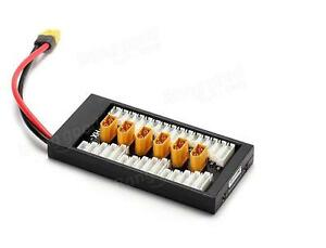 Amass XT60 Plug Parallel Charging Board For ISDT SC-608 SC-620 Charger