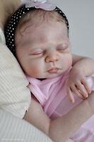 Reborn Babies 19 Leah Kit By Sandra White Baby Supplies Unpainted