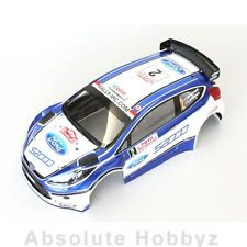 Kyosho Ford Fiesta Completed Body Set (DRX) - KYOTRB123