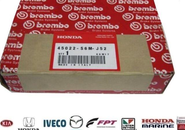 Genuine Honda Integra Type/'R DC5 Brembo Front Brake Pads