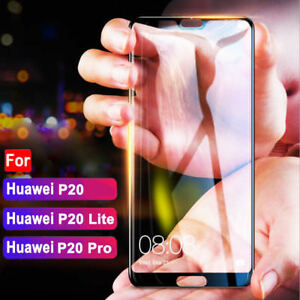 For-Huawei-P20-Pro-Lite-Premium-Full-Cover-Tempered-Glass-Film-Screen-Protector