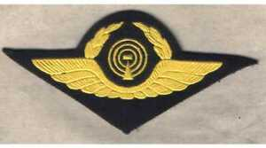 Lithuanian-Airlines-FlyLAL-aviation-patch-B