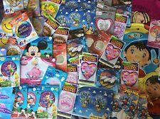 Mega Lot of 500 Assorted Helium Foil Balloons Wholesale Job Lot clearance