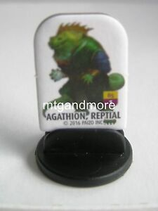 Pathfinder Battles Pawns Tokens 001 Agathion Reptial