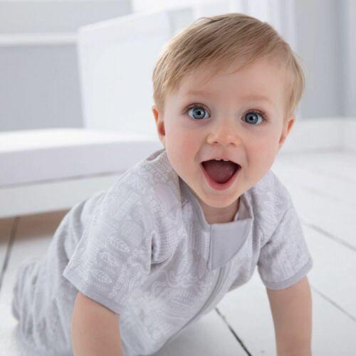 Grobag Gro Romper Baby Toddler Groromper Playsuit Sleepsuit 12 18 24 36 LIGHT
