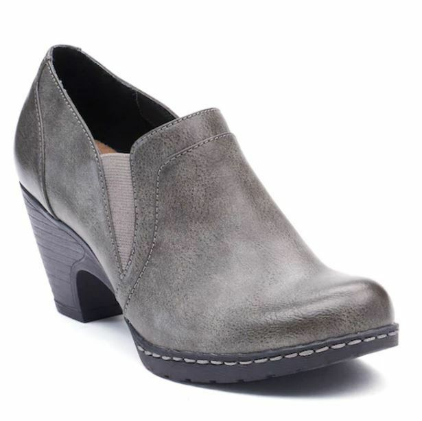 Nuevo con Etiqueta femmes Croft & Barrow Ortholite Doble Gore Botines