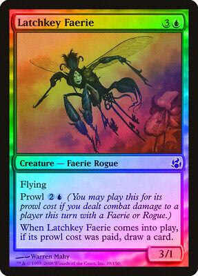 Thornwind Faeries FOIL Urza/'s Legacy NM-M Blue Common MAGIC MTG CARD ABUGames