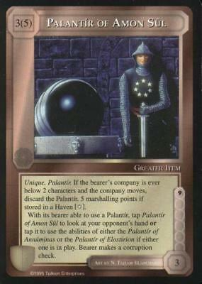 MECCG: Palantir of Amon Sul [Mint/Near Mint] The Wizards Middle Earth CCG  ICE | eBay