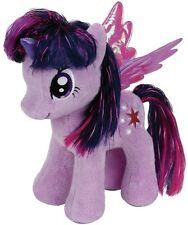 Ty My little Pony Pferd Twilight Sparkle 15 Plüsch Kuscheltier Geschenk 7141004