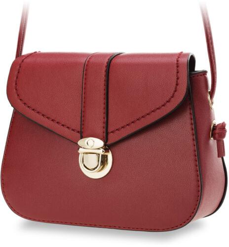 Tasche Retro Style elegant kleine klassische Umhängetasche Damentasche City