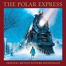 The Polar Express by Original Soundtrack (CD, Oct-2004, Warner Bros.)-CHRISTMAS