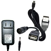 Wall Charger Adapter Usb Cable For Nextbook Nxw10qc32g Tablet 10 Inch