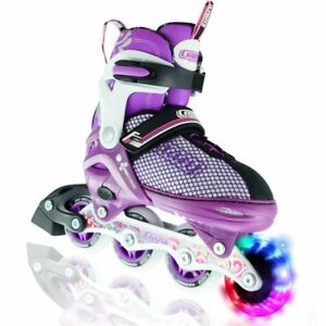 Crazy-168-PURPLE-Adjustable-Roller-Blades-119