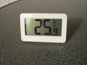 Kühlschrankthermometer : Digital kühlschrankthermometer weiß kühlschrank gefrierschrank kühl