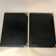Business Professional Padfolio Folder Notepad Holder 85x11 With Calculator