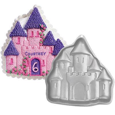 Wilton Enchanted Castle Cake Pan NEW