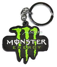 Monster Energy keyring key chain = FREE POSTAGE = #KR016#