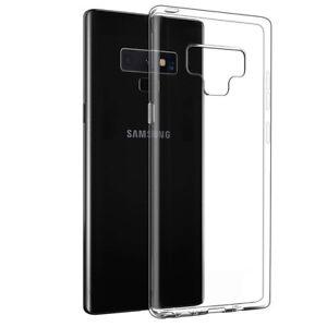 Samsung Galaxy Note 9 Hoesje Transparant Doorzichtig