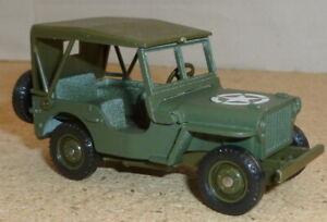 1-43-Corgi-Solido-siglo-de-coches-Jeep-Willys